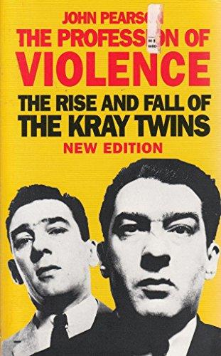 9780007881567: Xprofession of Violence 66 Bks