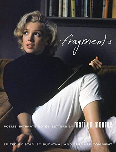 9780007886128: fragment poems,intimate notes, letters by Marilyn Monror