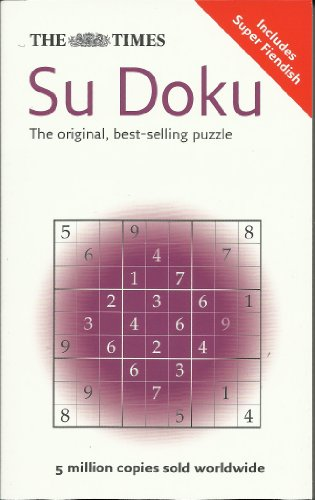 9780007886326: The Times Su Doku, Book 7