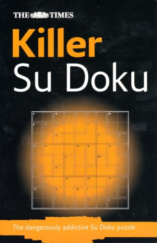 9780007886418: The Times Killer Sudoku 4