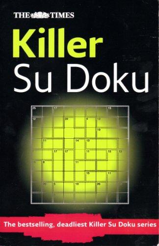 9780007886425: Xtimes Killer Su Doku 5 Whs