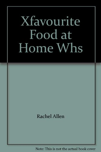 9780007888139: Rachel's Favourite Food at Home