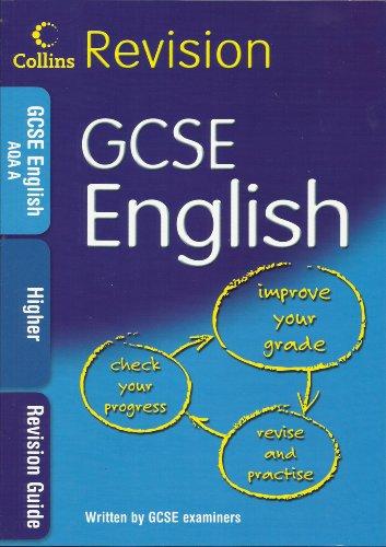 9780007888573: Xgcse English Rev Aqa Higher