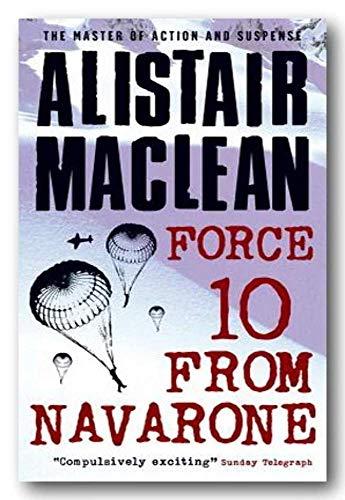 9780007892204: Force Ten from Navarone