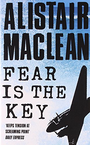 9780007892303: Fear is the Key