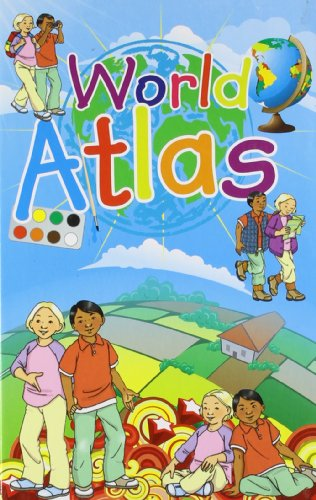 9780007892358: Kids First Atlas