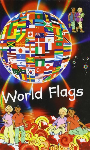 9780007892372: World Flags
