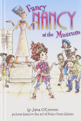 9780007892396: Fancy Nancy at the Museum