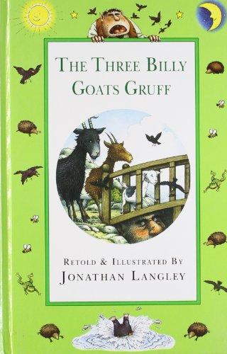 9780007892426: [( The Three Billy Goats Gruff * * )] [by: Jonathan Langley] [Dec-2012]
