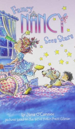 9780007893287: Fancy Nancy Sees Stars