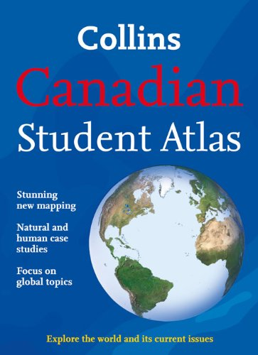 9780007894017: Collins Canadian Student Atlas