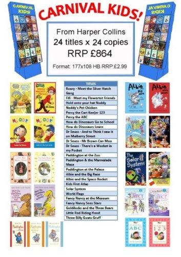 9780007894727: Carnival Kids Dumpbin X 24 Bks