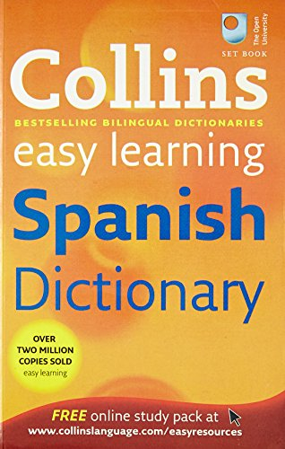 9780007894857: Collins Easy Learning Spanish Dictionary