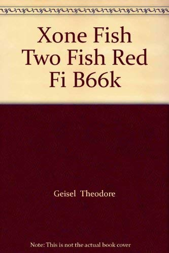 9780007895731: Xone Fish Two Fish Red Fi B66k