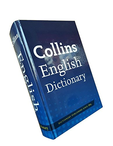 9780007897896: Collins English Dictionary