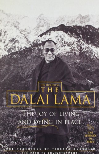 9780007899074: The Joy of Living and Dying in Peace