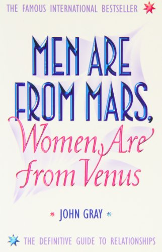 9780007899081: Men Are from Mars Women Are From Venus