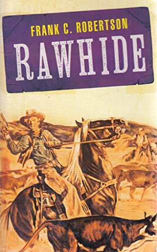 9780007899340: Rawhide