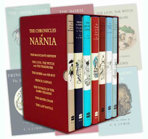 9780007900824: Chronicles of Narnia Box Set