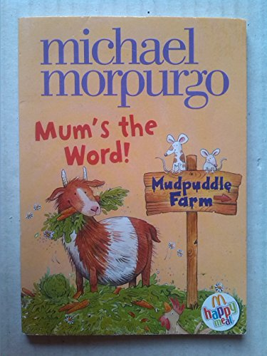 9780007903443: Mum's the Word