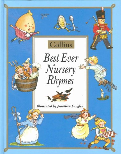 9780007905553: Best Ever Nursery Rhymes