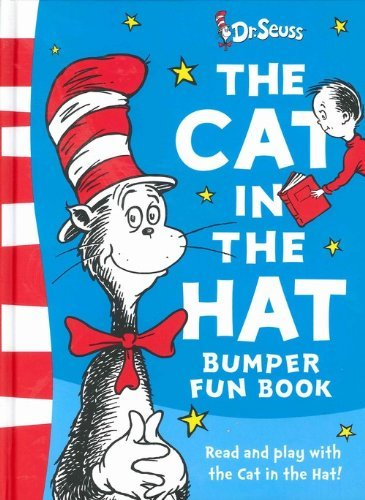 9780007905737: The Cat In The Hat: Bumper Fun Book, by Dr Seuss, ISBN: 9780007905737, Hardback