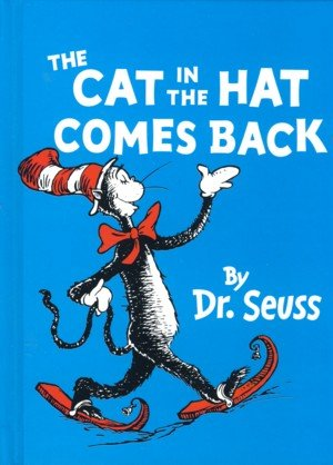 Dr Seuss Mini - The Cat in the Hat Comes Back