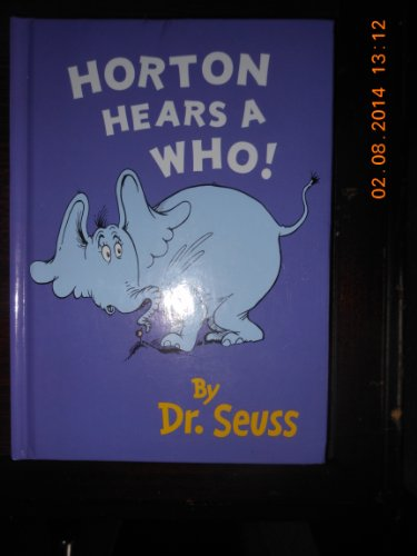 9780007906710: Horton Hears a Who!