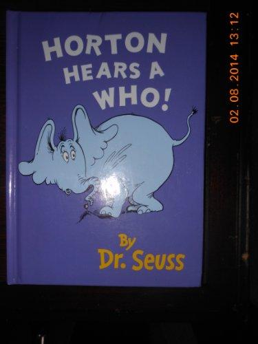 9780007906710: Horton Hears a Who!