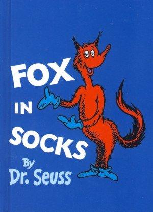 9780007906796: Fox in Socks (Miniature Edition)