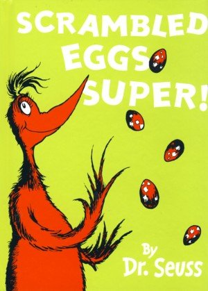 9780007906819: Dr Seuss Mini - Scrambled Eggs Super!