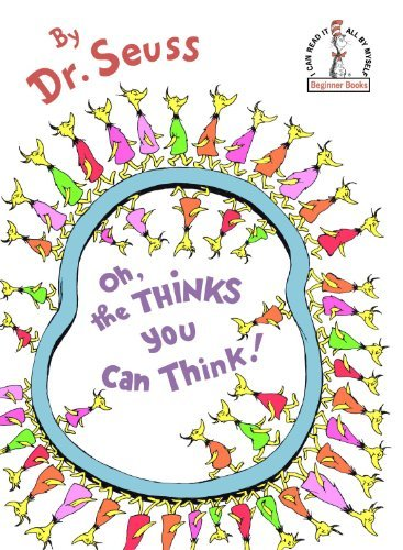 9780007907984: Xdr Seuss Og Thinks You Can Th