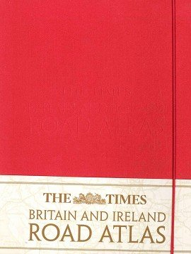 9780007908172: Britain and Ireland Road Atlas (The Times)