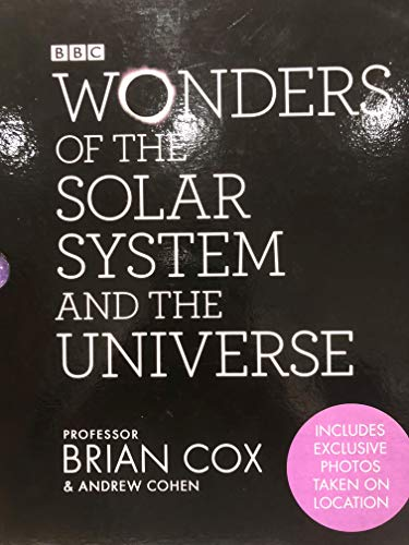 9780007913008: Wonders of the Solar System and Universe Boxset