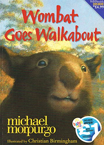 9780007914128: Wombat Goes Walkabout :