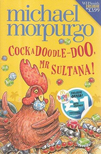 9780007914821: Cockadoodle-Doo, Mr Sultana!
