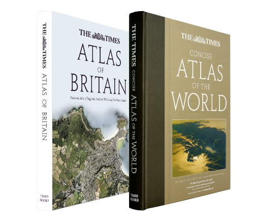 9780007915002: The Times Concise Atlas of the World & the Times Atlas of Britain
