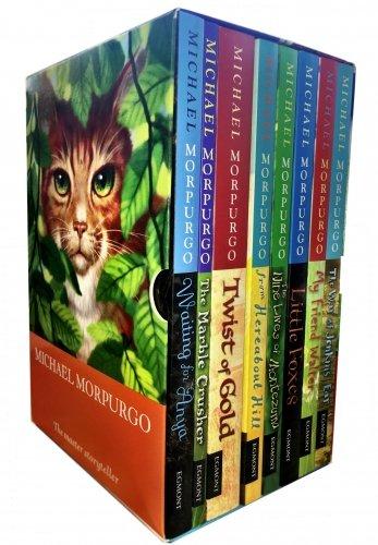 9780007916481: Michael Morpurgo 16 Book Collection Set