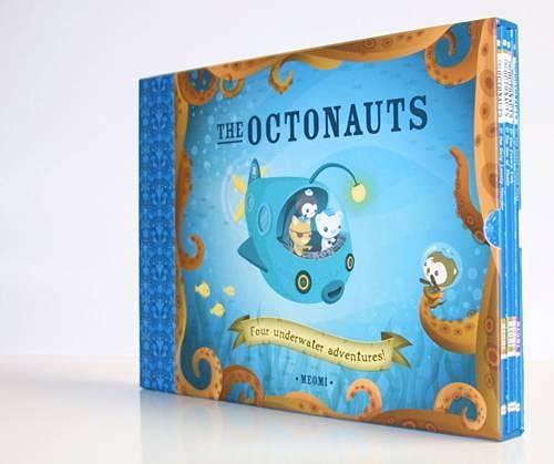 9780007919888: Octonauts Boxed Set