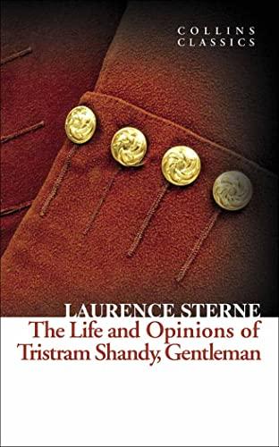 9780007920723: Tristram Shandy (Collins Classics)