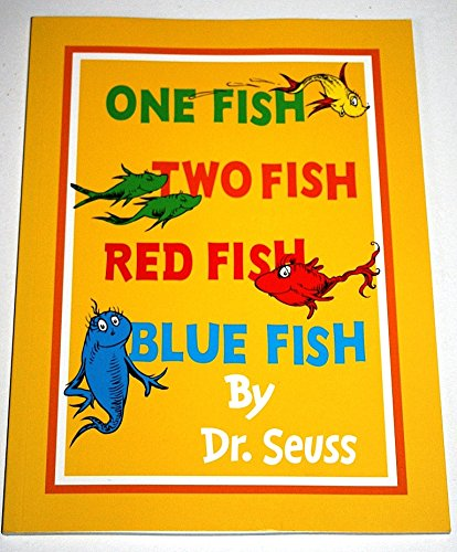 9780007922901: One Fish Two Fish Red Fish Blue Fish