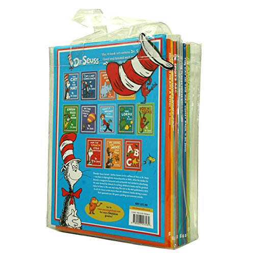 9780007923489: Dr Seuss 12book set