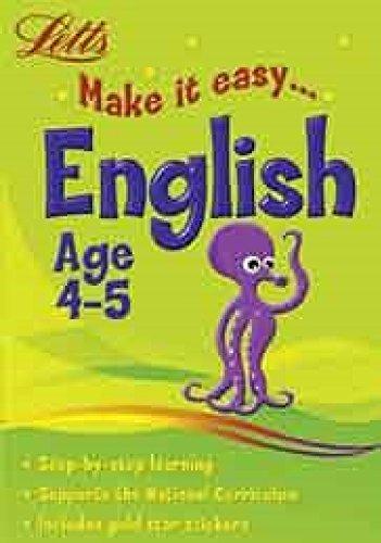 9780007923816: Make it easy: Maths age 4-5