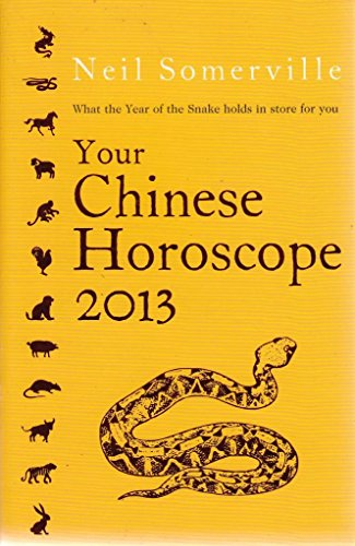 9780007928651: Your Chinese Horoscope 2013