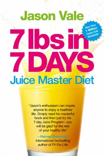 9780007929085: 7 Lbs in 7 Days: The Juice Master Diet