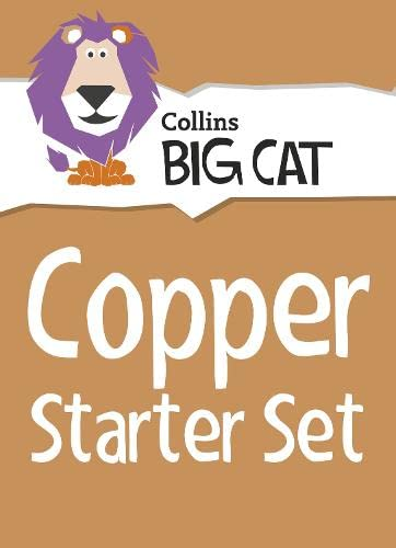 9780007929177: Copper Starter Set: Band 12/Copper (Collins Big Cat Sets)