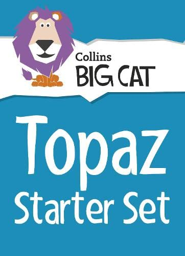 9780007929184: Topaz Starter Set (Collins Big Cat Sets)