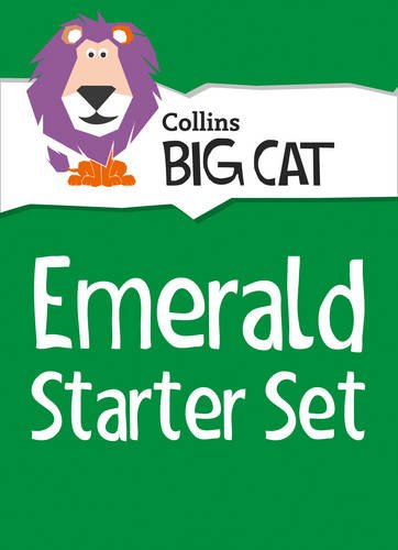 9780007929207: Collins Big Cat Sets - Emerald Starter Set : Band 15/Emerald