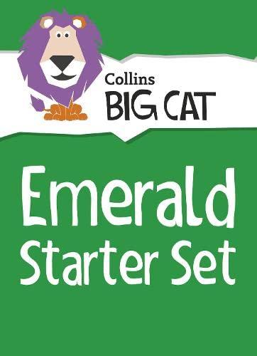 9780007929207: Emerald Starter Set (Collins Big Cat Sets)