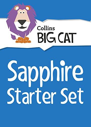 9780007929214: Sapphire Starter Set (Collins Big Cat Sets)